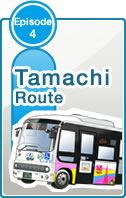 Episode4 Tamachi Route