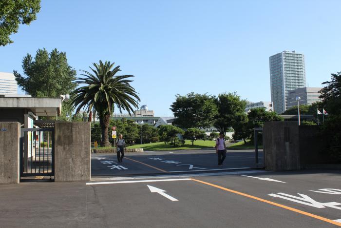 「東京海洋大 品川キャンパス」の画像検索結果
