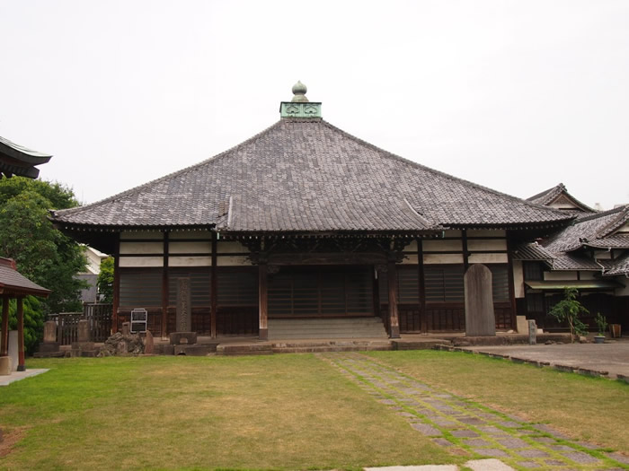 No.436 承教寺本堂